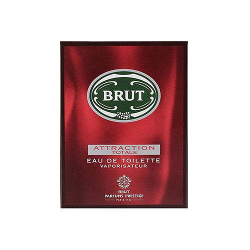 Brut Imported Attraction Totale Eau de Toilette - 100 ml  (For Men)