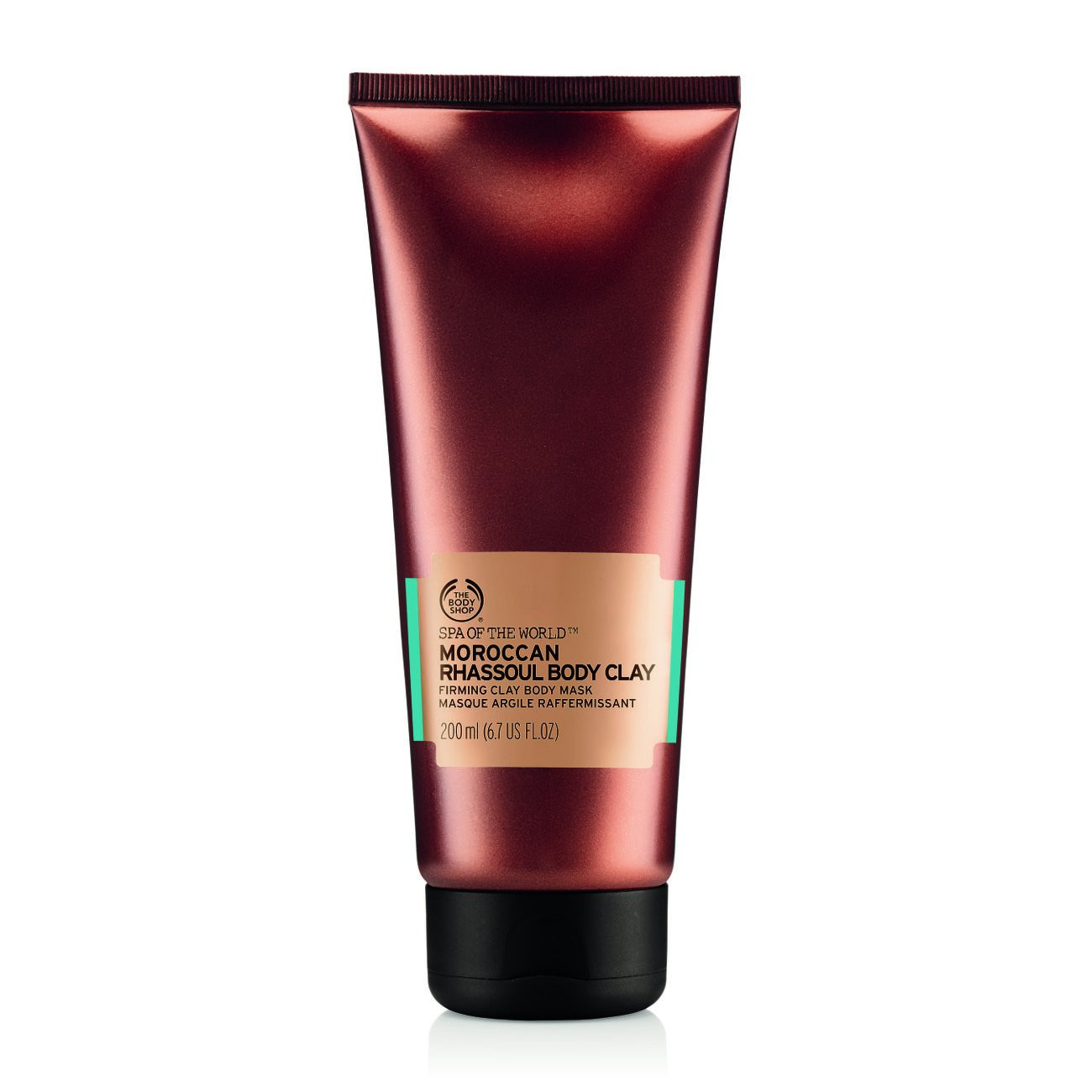 The Body Shop Spa of The World Moroccan Rhassoul Clay Body Mask, 6.7 oz