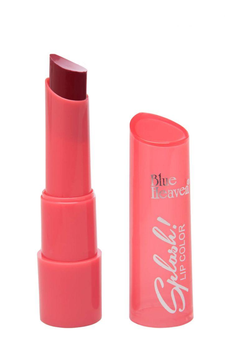 Blue Heaven Splash Super Matte Lipstick  - Cherry Me 2.7 g (Shade # 309)
