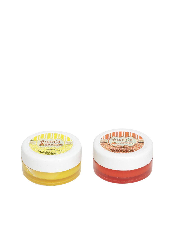 Fuschia – Peach & Alphonso Lip Balm Combo
