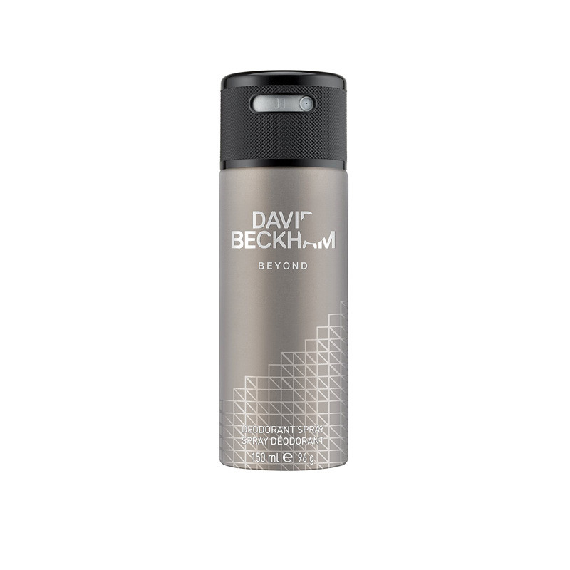 David Beckham Beyond Deodorant Spray - For Men  (150 ml)