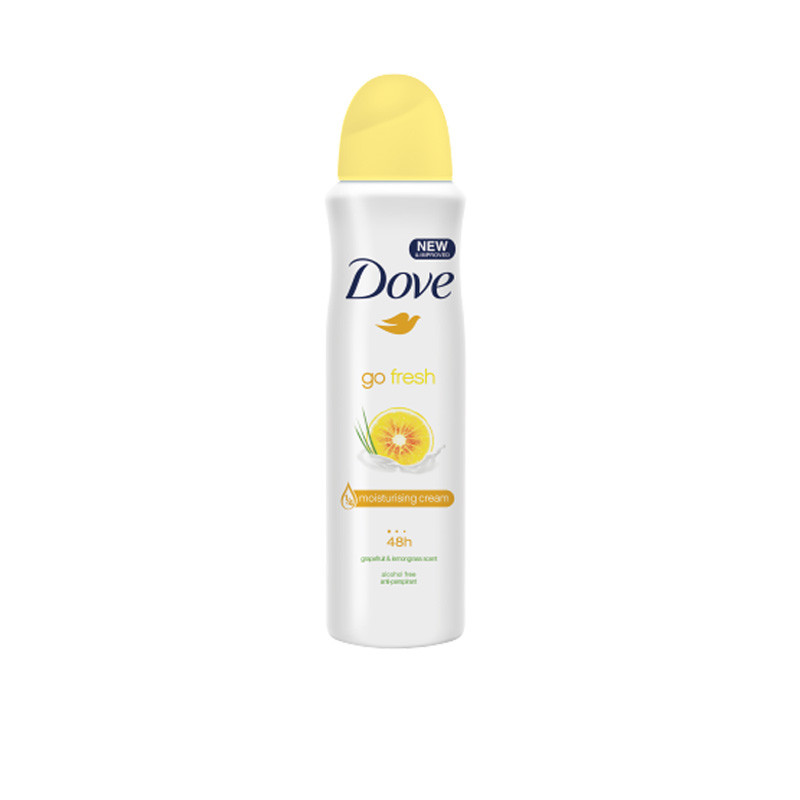 Dove Apa Go Fresh Grapefruit Deodorant for women, 150ml