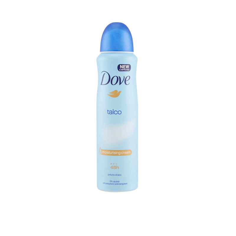Dove Apa Talco Deodorant for women, 150ml
