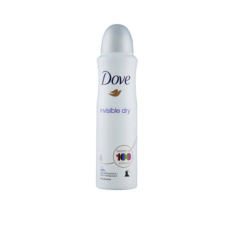 Dove Imported Invisible Dry Anti-Prespirant Deodorant For Women- 150ML
