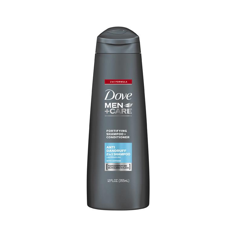 Dove Men+Care Anti Dandruff Fortifying Shampoo, 355 ml