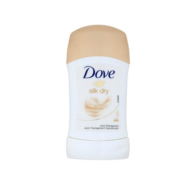 Dove Imported Silk Dry Deodorant Stick - For Women  (40 ml)