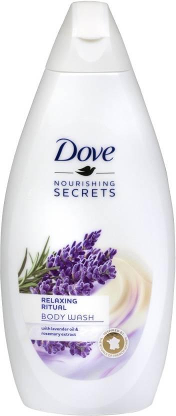 Dove Nourishing Secrets Relaxing Ritual Body Wash (500 ml)