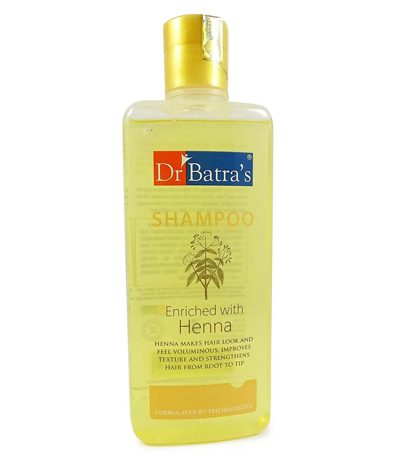 Dr. Batra's Normal Henna Shampoo 200 ml