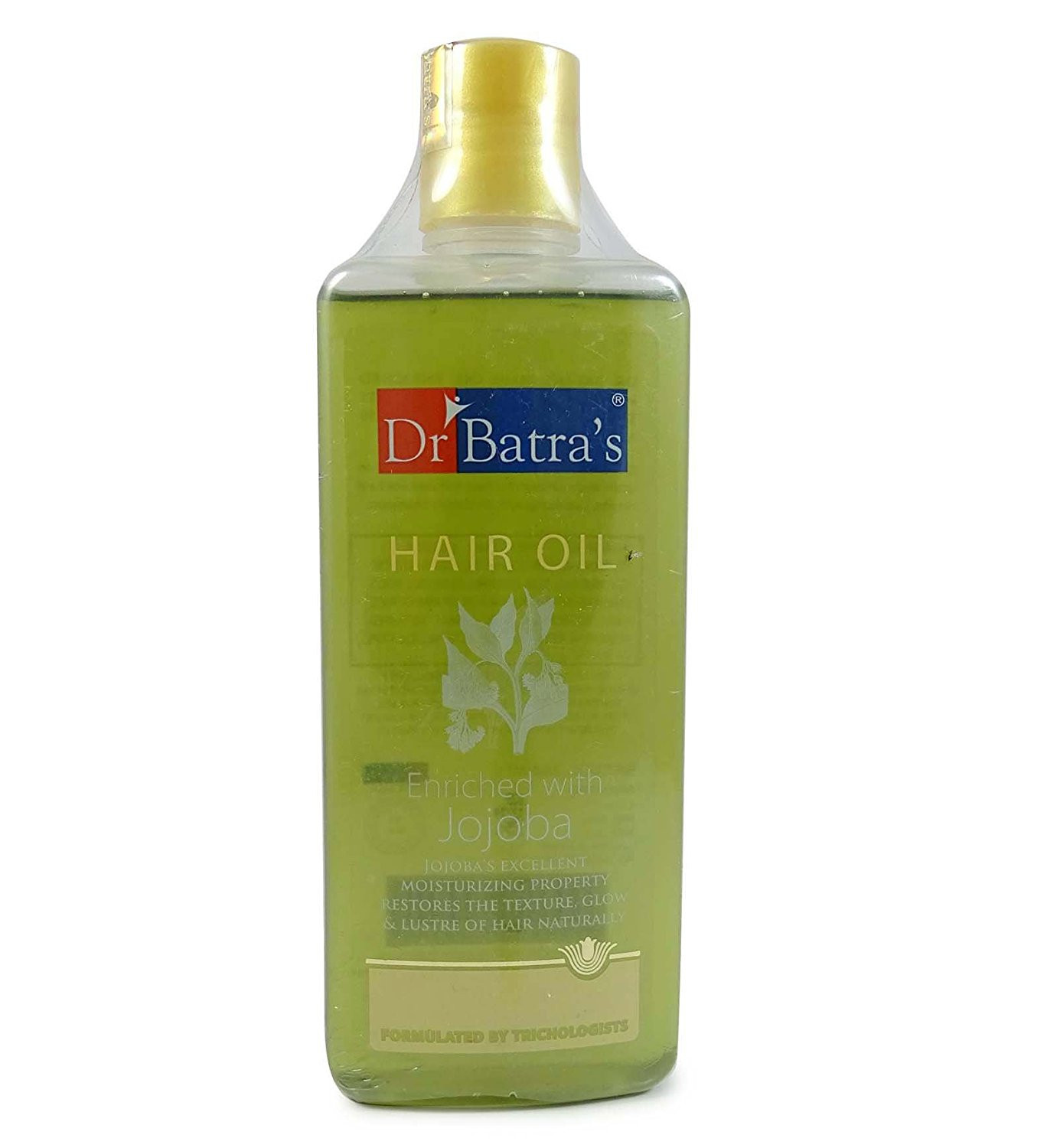 Dr Batras Enriched with Jojoba Hair Oil, 200ml