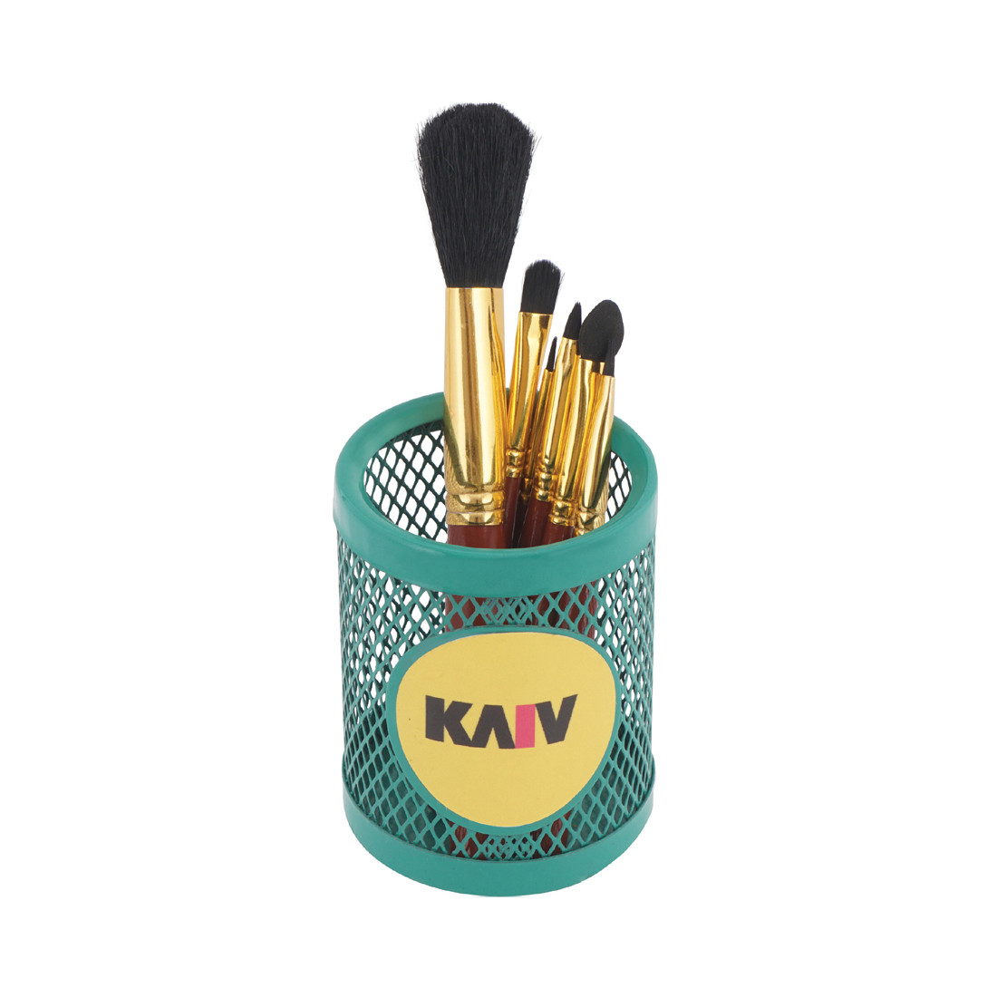 Kaiv Set of 5 Make-Up Brushes - Small (Pack of 5)
