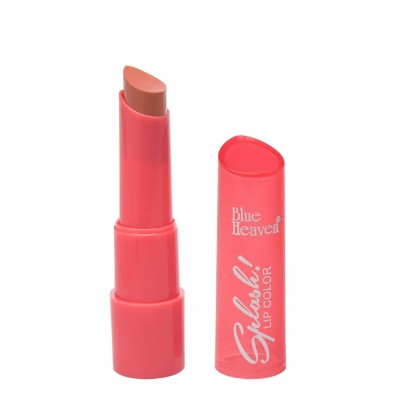 Blue Heaven Splash Super Matte Lipstick - Dusky Nude 2.7 g (Shade # 312)