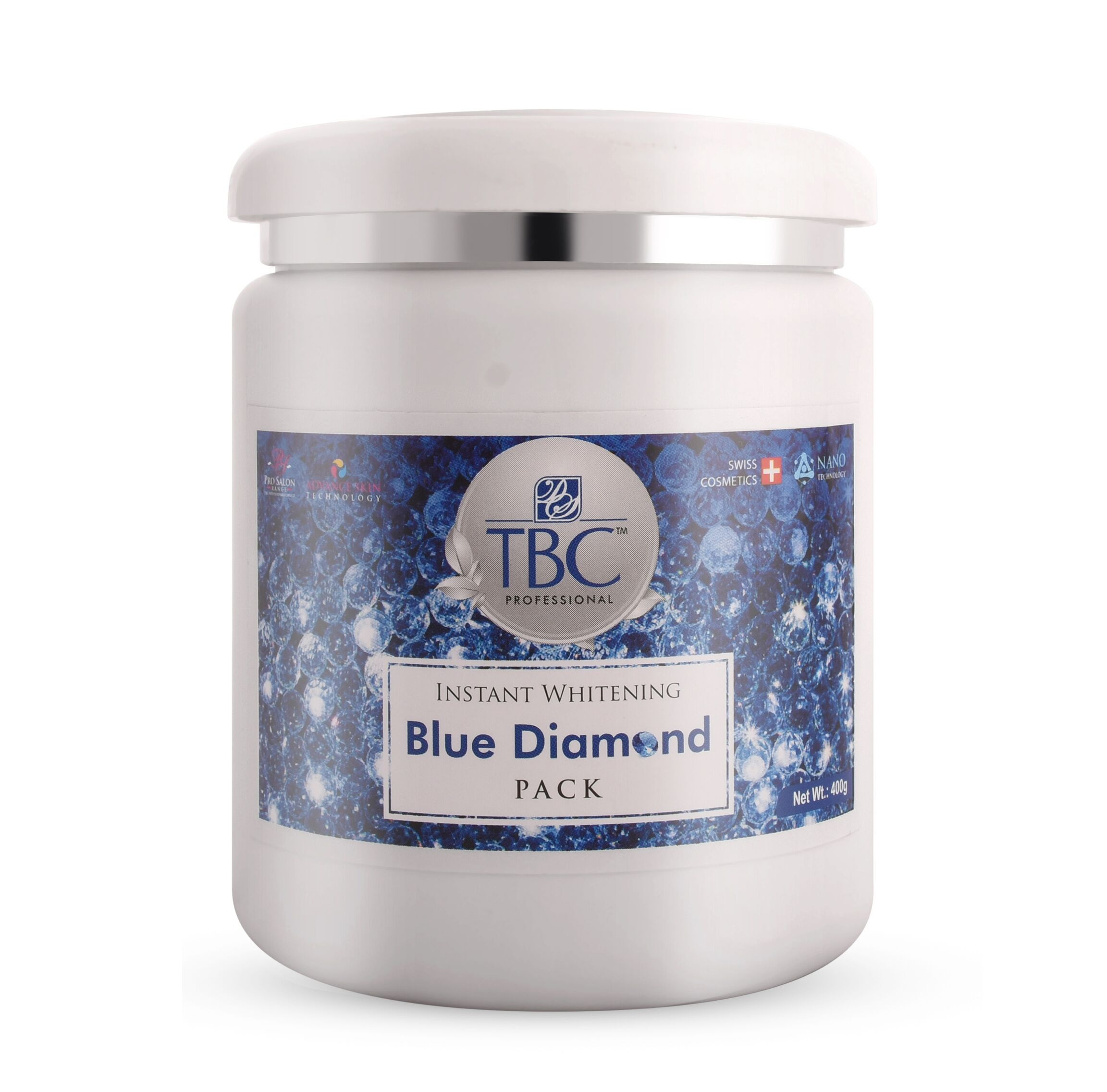 TBC Pro Blue Diamond Face Pack 400gm