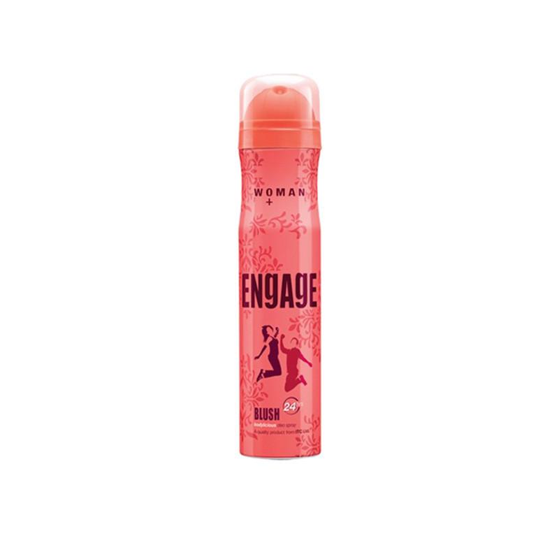 Engage Woman Deodorant Blush, 150ml