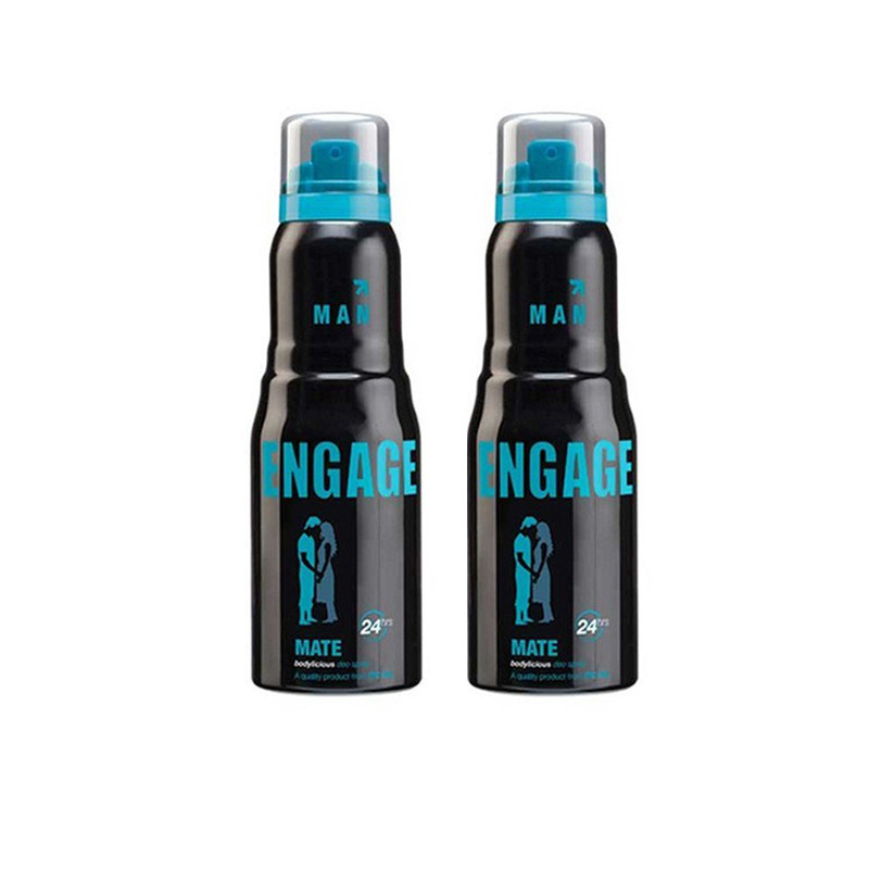 Engage Man Deodorant Mate, (150ml- Pack Of 2)