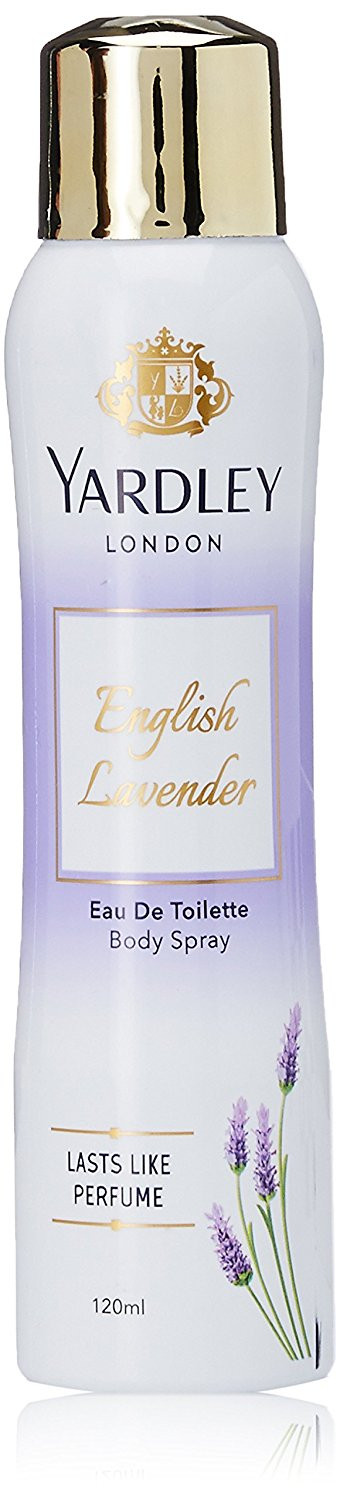 Yardley London London English Lavender Eau de Toilette - 120 ml For Women