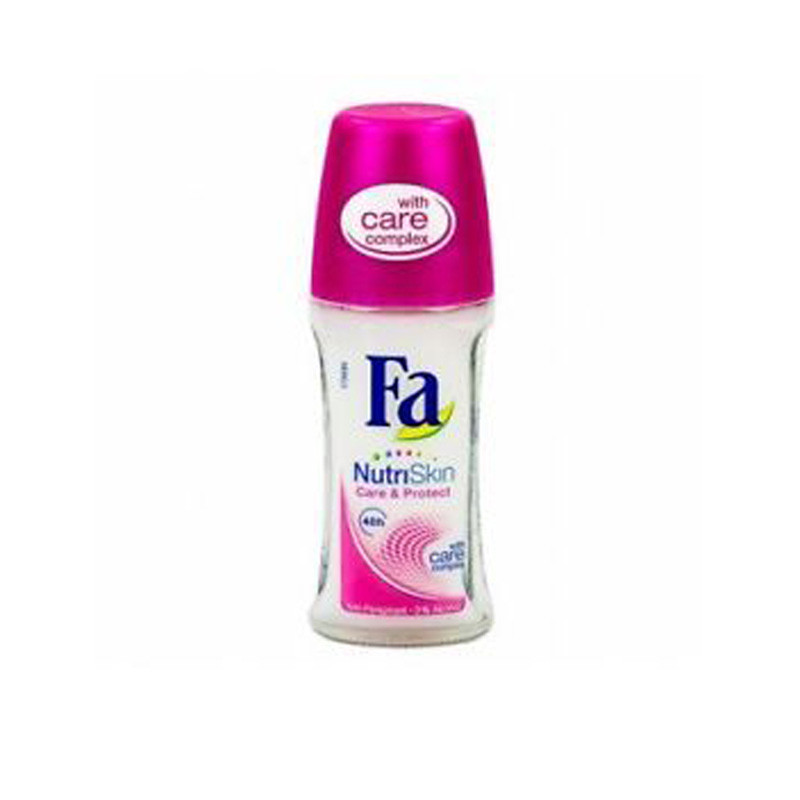 Fa NurtiSkin Care & Protect Deodorant Roll-on - For Women  (50 ml)