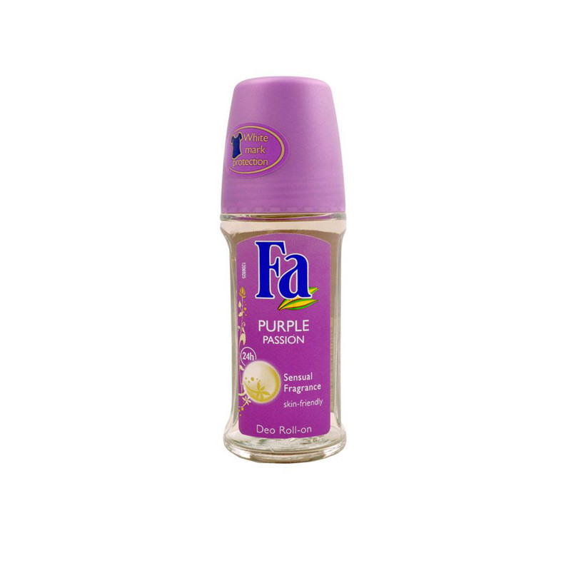 Fa Imported Purple Passion Sensual Scent roll On 50 ML