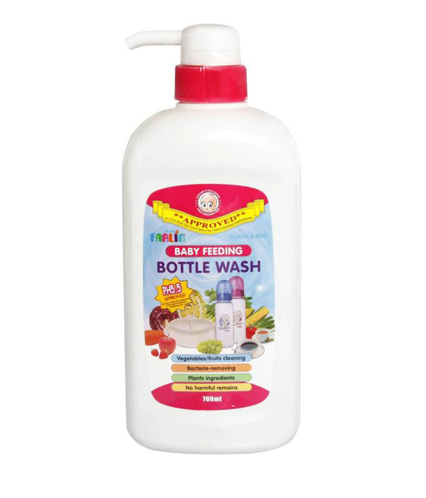Farlin Feeding Bottle Cleaning Fluid (700ml)