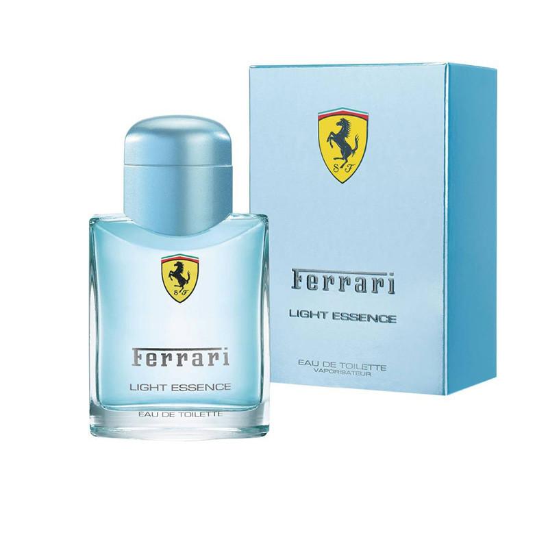 Ferrari Light Essence EDT - 125 ml  (For Men)