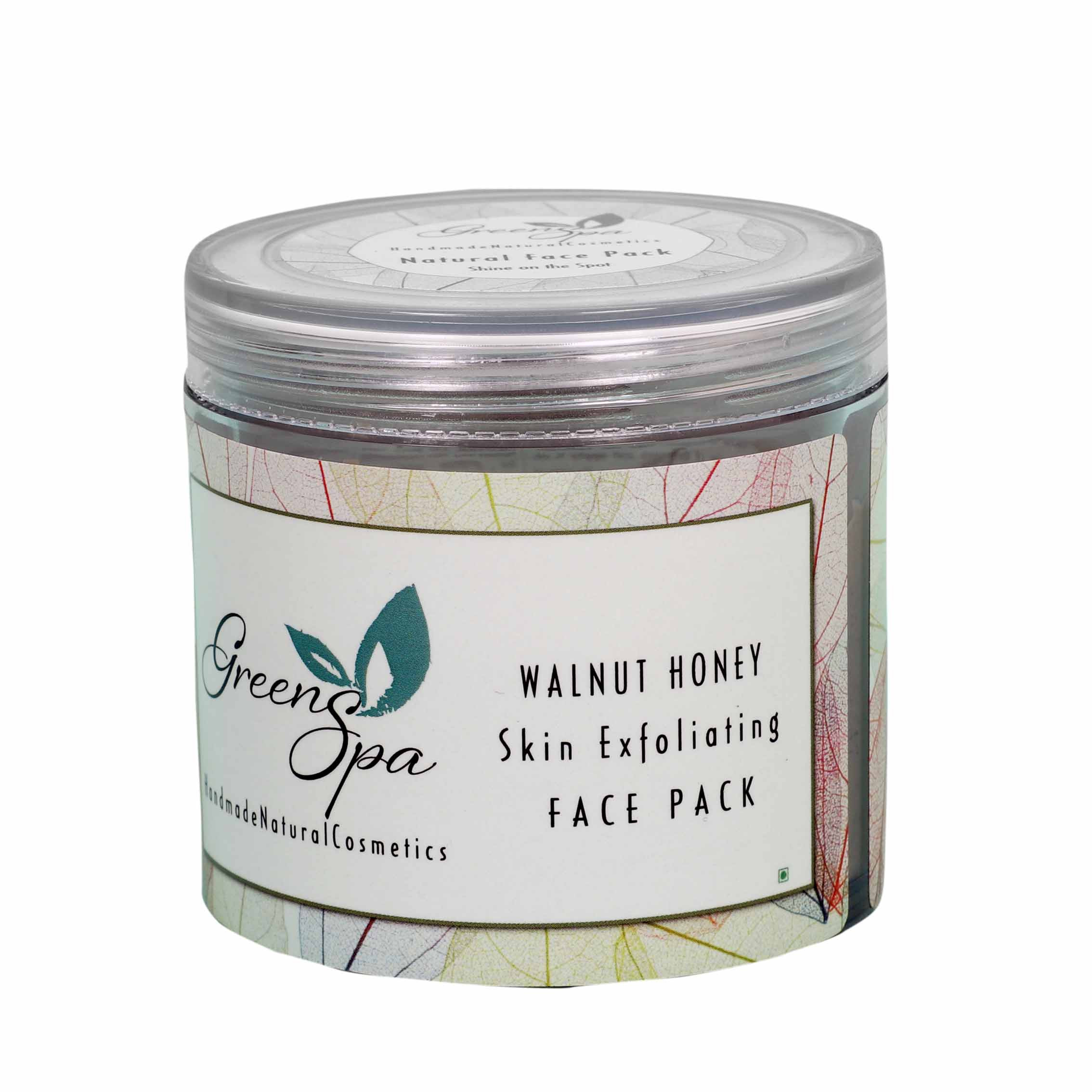 Greenspa Wallnut Honey Skin Exfoliating Facepack 100gm