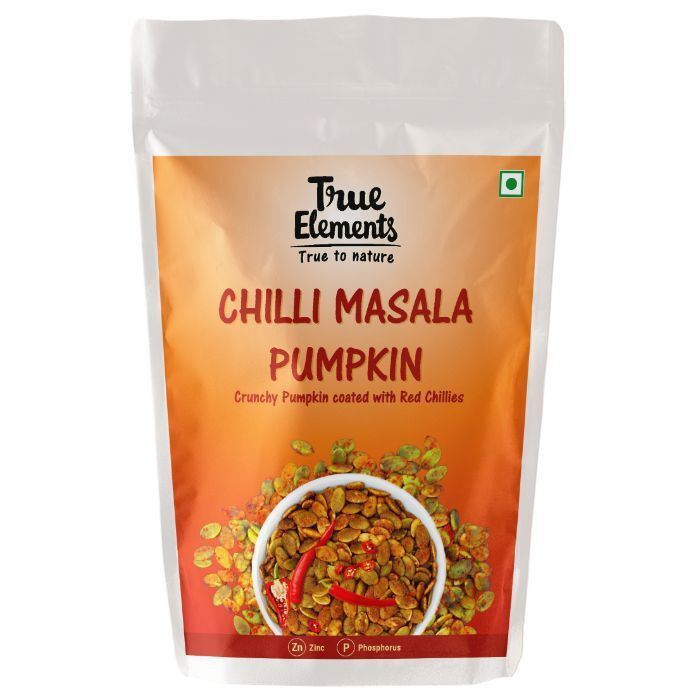 True Elements Chilli Masala Pumpkin 125gm