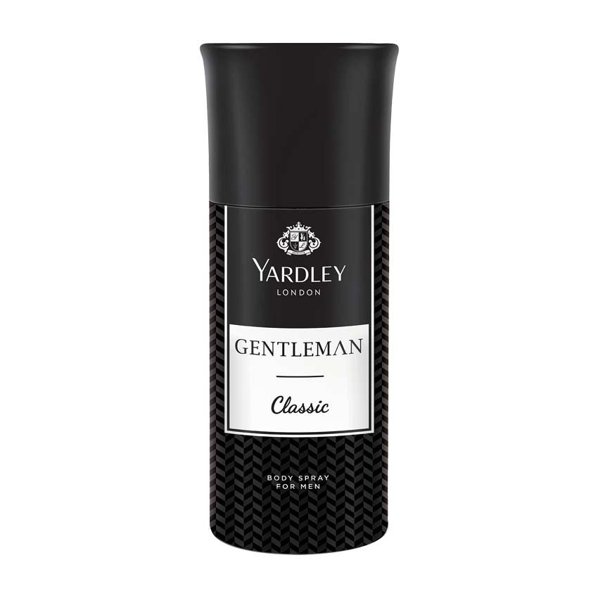 Yardley London Gentleman Deodorant For Men 150ml
