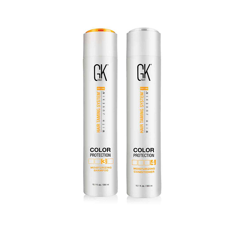 Global keratin Imported color protection moisturizing shampoo and conditioner