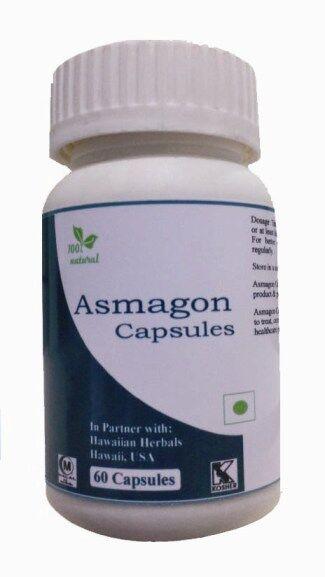 Hawaiian herbal asmagon capsule