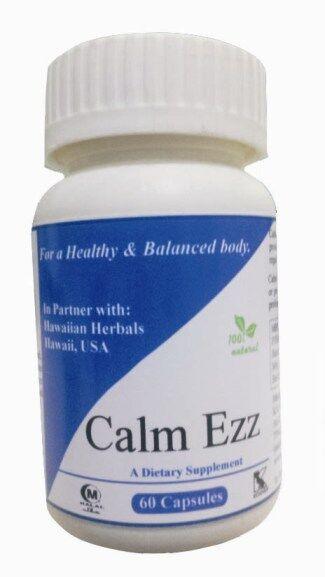 Hawaiian herbal calm ezz capsule