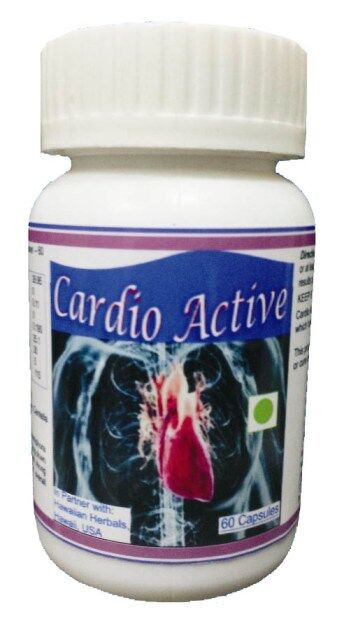 Hawaiian herbal cardio active capsule