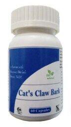 Hawaiian herbal cat's claw bark capsule