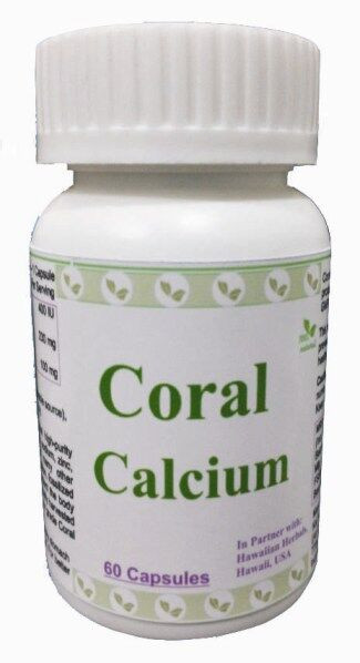 Hawaiian herbal coral calcium capsule