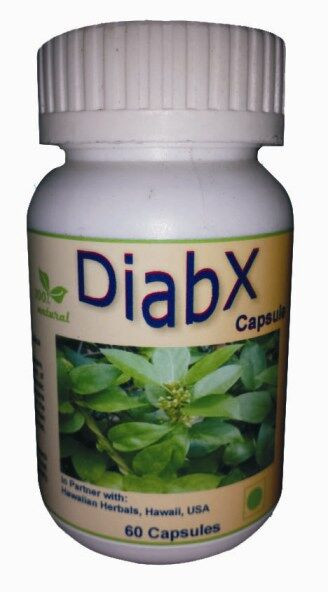 Hawaiian herbal diabx capsule