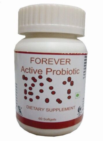 Hawaiian herbal forever active probiotic capsule