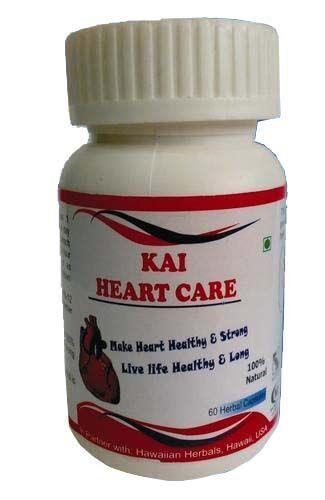 Hawaiian herbal heart care capsule