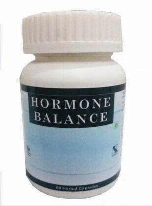 Hawaiian herbal hormone balance capsule