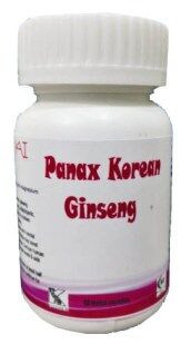 Hawaiian herbal korean panax ginseng capsule