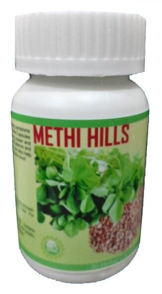 Hawaiian herbal methi hills capsule