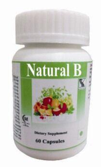 Hawaiian herbal natural b capsule