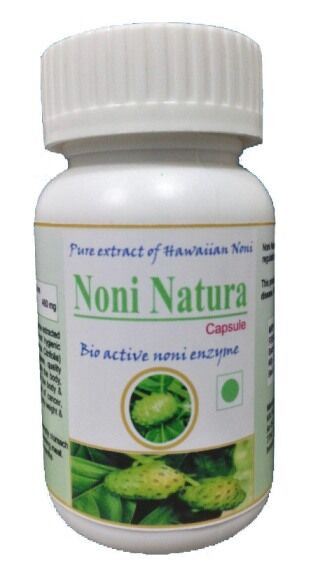 Hawaiian herbal noni natura capsule
