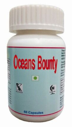 Hawaiian herbal oceans bounty capsule