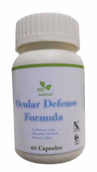 Hawaiian herbal ocular defense formula capsule
