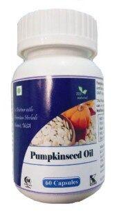 Hawaiian herbal pumpkinseed oil capsule