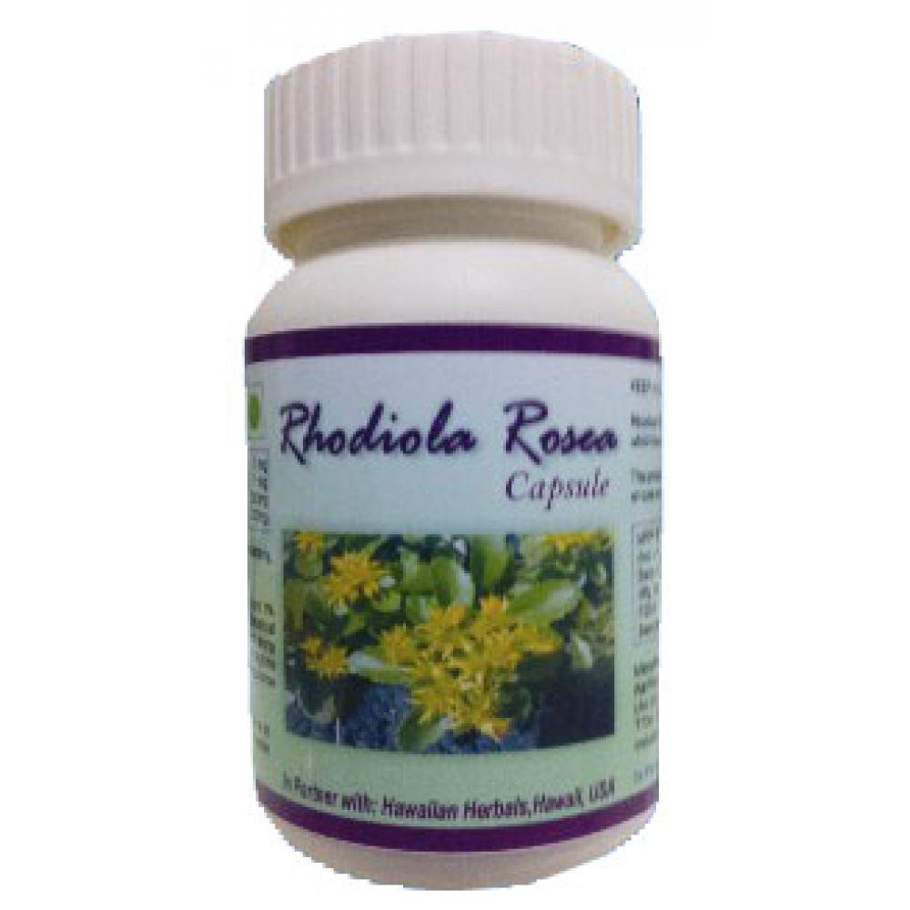 Hawaiian herbal rhodiola rosea capsule