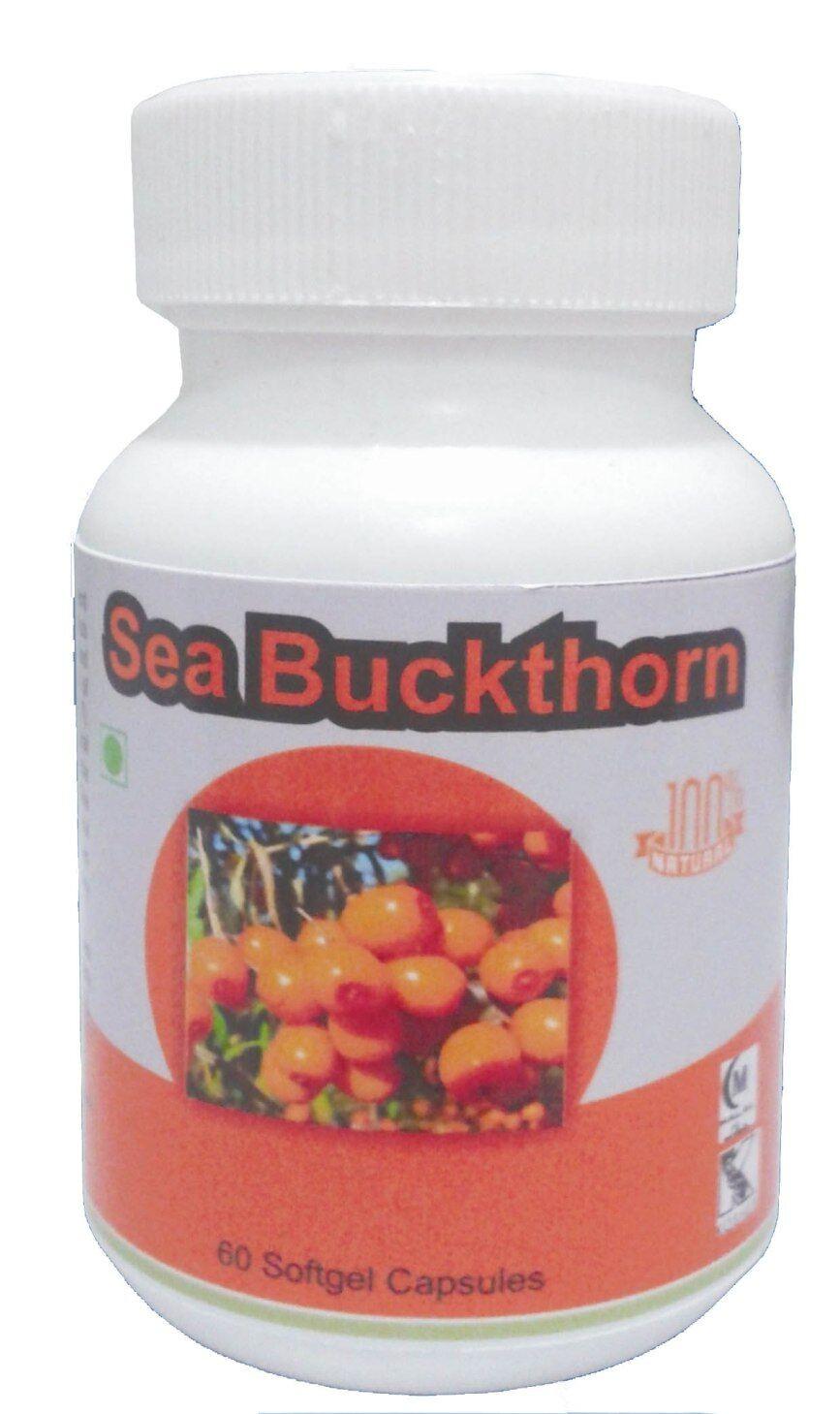 Hawaiian herbal sea buckthorn capsule