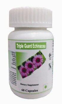Hawaiian herbal triple guard echinaceae capsule