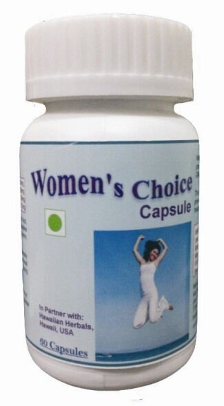 Hawaiian herbal womens choice capsule-Get 1 same Drops Free