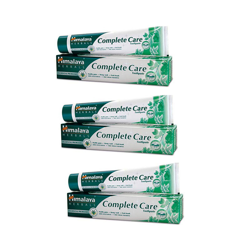 Himalaya Complete Care Toothpaste 150 gm (Pack of 3)