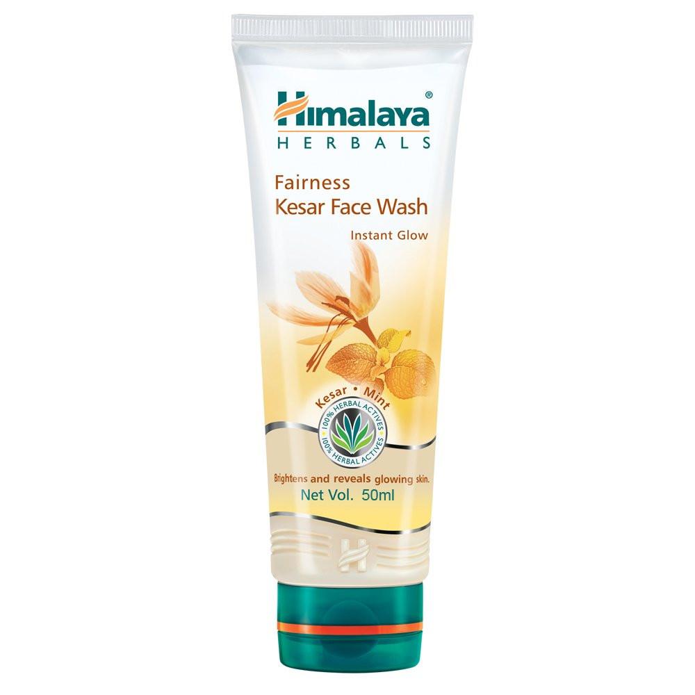 Himalaya Fairness Kesar Face Wash 50ml