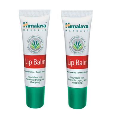 Himalaya Lip Balm 10gm pack of 2